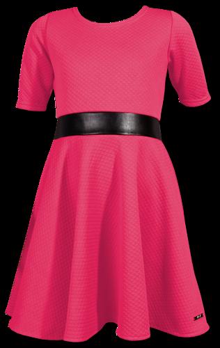 6f768bb567 Sukienka Dziewczęca S117 -różowa roz.146-158
